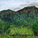 Lansdowne Escarpment by Margo Humphries
