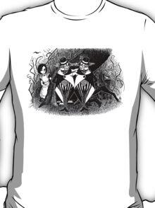 Tweedledum and eedeldeewT Again T-Shirt