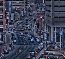 2nd St. HDR 2 by Anthony  Popalo
