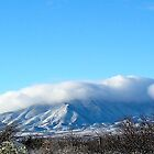 San Jose Mountain by Ann Warrenton