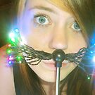 Mystic Mustache by cardiocentric
