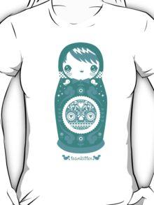 baabaababushka babushka  T-Shirt