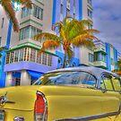 Ocean Drive by njordphoto