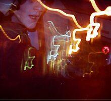 Holga twin exposure by Sam Kinge