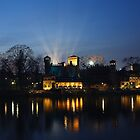 The shining castle by Stefano  De Rosa