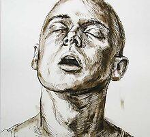 Face 6 by Jan Esmann