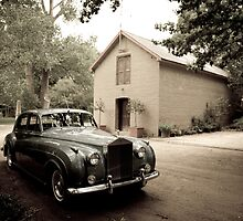 Rolls Royce Silver Cloud. by Joseph O'R.