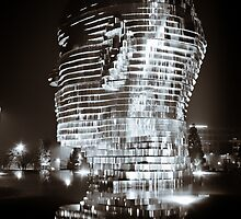 Metalmorphosis #2 B&W by Chris Summerville