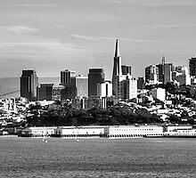 San Francisco Skyline by njordphoto