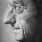 Jacques Yves Cousteau by Logan  Bartlett