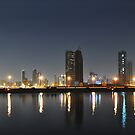 Sharjah Bay by Joseph Najm