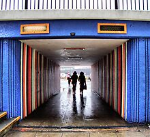 The Underpass by JacquiK
