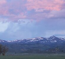 Storm Over Rock Creek Butte by © Betty E Duncan ~ Blue Mountain Blessings Photography