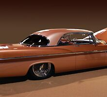 56 Chrysler 300 by WildBillPho