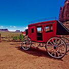 Goulding's Trading Post Stagecoach by lckt13
