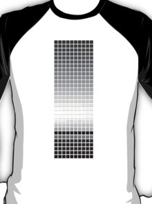 Horizon - Black & White T-Shirt