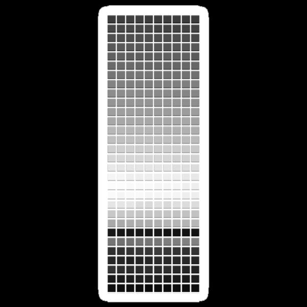 Horizon - Black & White by Kitsmumma