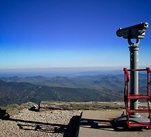View From the Top- Mount Washington, NH by Jason Gendron