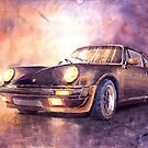 Porsche 911 Turbo 1979 by Yuriy Shevchuk