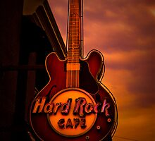 Hard Rock in the City of Blues by Phillip M. Burrow