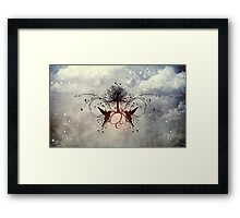Grace Within The Story Framed Print