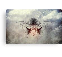 Grace Within The Story Canvas Print