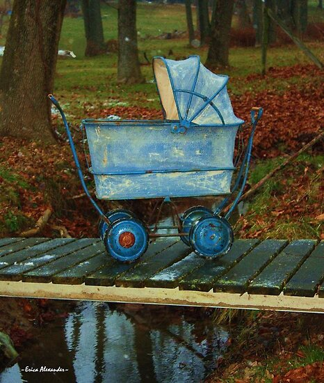 1920's baby Carriage by MindsImage