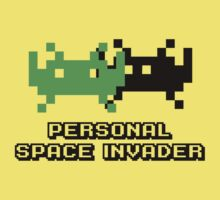 Personal Space Invader by averyboringname