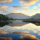 Tidal River Awakens, Wilsons Promontory, Victoria, Australia by Michael Boniwell