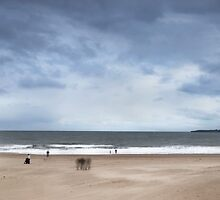 The Ghosts of Tenby by Christopher Rollason