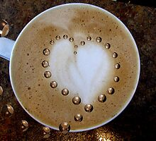 I Love You A Latte by Greta  McLaughlin