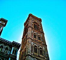 Giotto's Campanile to Santa Maria del Fiore, Florence by seanh