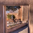 San Francisco de Asis Church, Ranchos de Taos by rjcolby