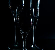 Glassy Silhouette 5 by Jacinthe Brault
