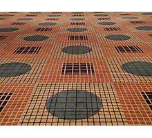 Cool Carpet Photographic Print
