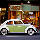 Retro Beetle by David Sundstrom