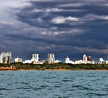 View from sea - Darwin City by ReVaMPed