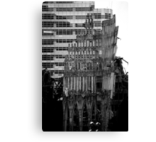 Aftermath of 9/11 Canvas Print