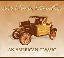 1923 Ford Model T Roadster by bicyclegirl