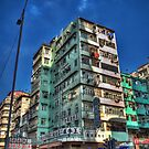 Lai Chi Kok Rd - Sham Shui Po the HDR Touch by HKart