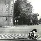 punk festival, Den Bosch (holland) 1998 by BOBR