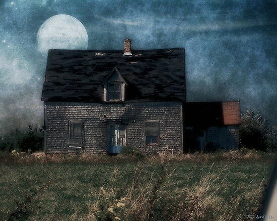 Blue Moon Rising by RC deWinter