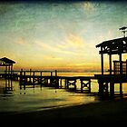 East Beach Pier by Jonicool