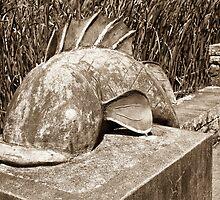 Big Fish of Stone by yurix