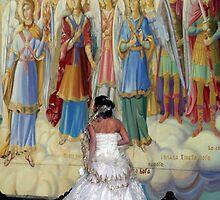 Bride by Maryna Gumenyuk