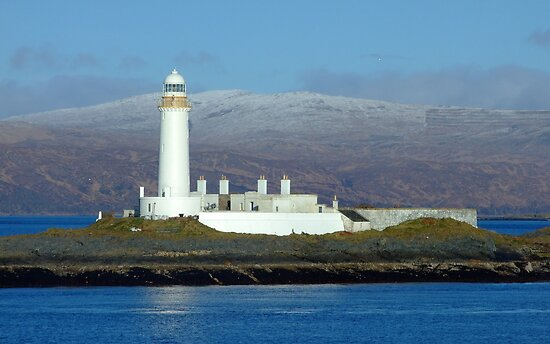 Lismore Lighthouse by Susan Dailey