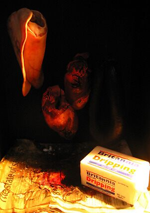 vanitas,Preparation by sue skitt