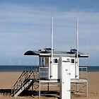 Lifeguard Station, Skegness by Rod Johnson