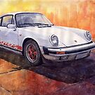 Porsche by Yuriy Shevchuk
