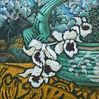Bali still life by maria paterson